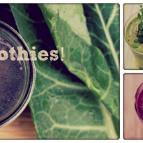 Smoothies: September is the New January