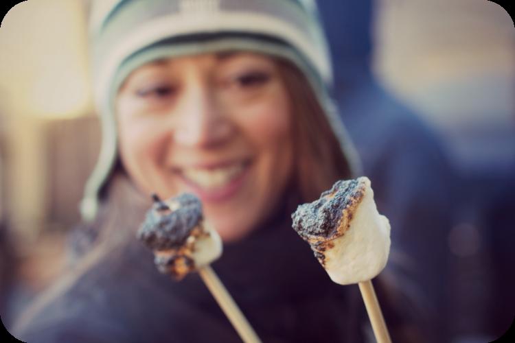 marshmallow - monica