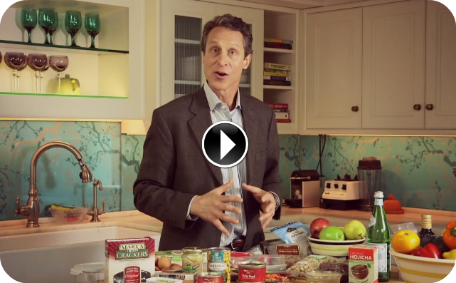 dr. mark hyman - emergency food pack