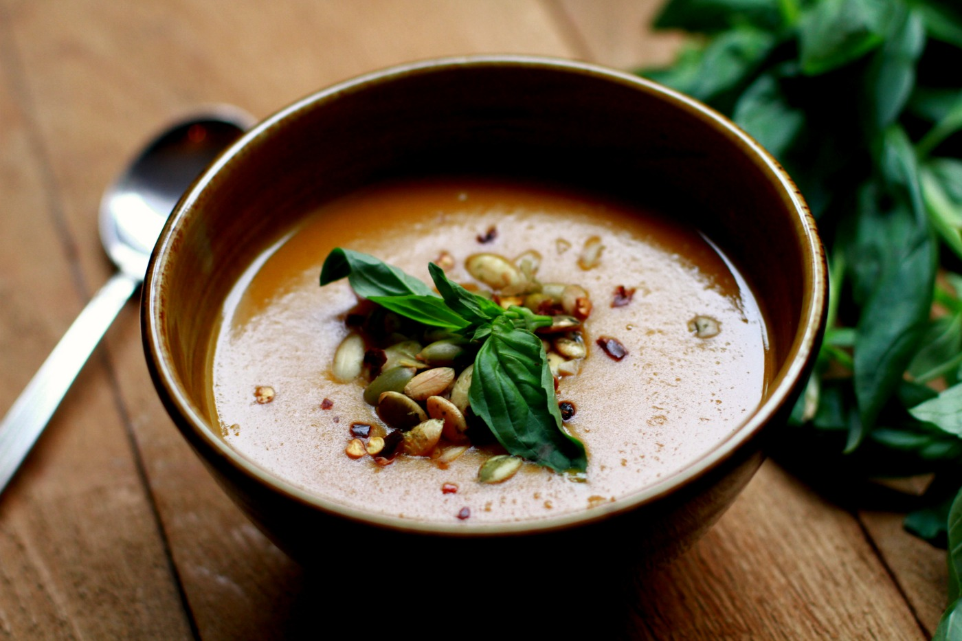 thai curry pumpkin soup