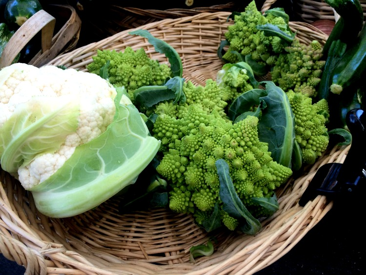 cauliflower romanesco