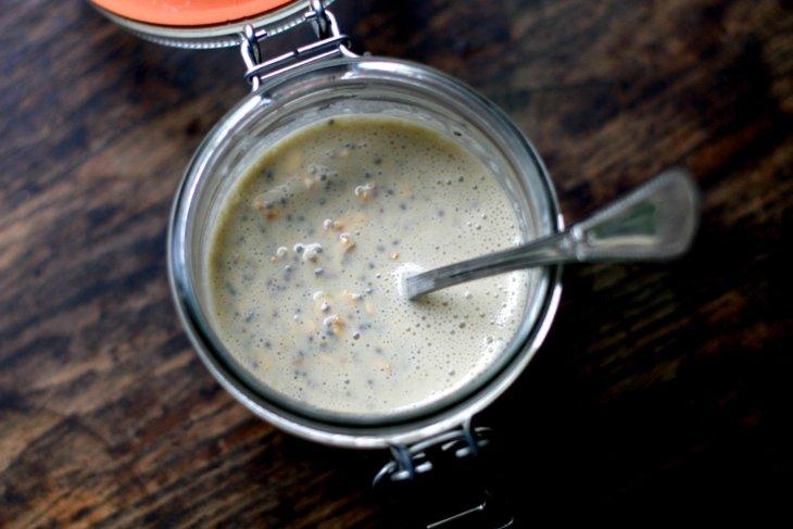 protein breakfast parfait