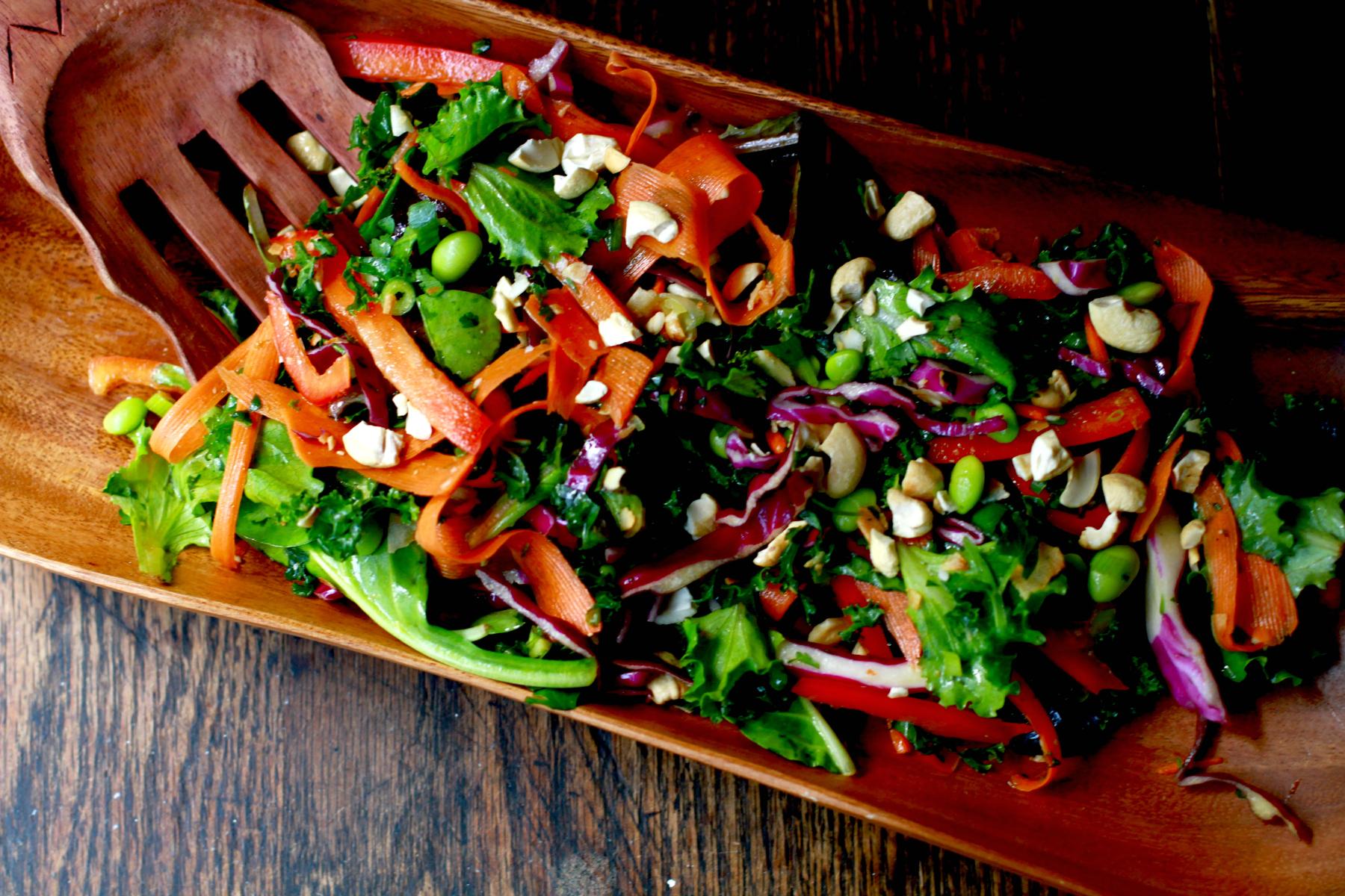 thai chopped salad