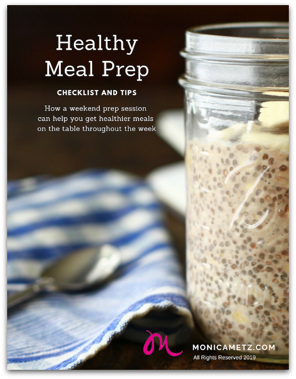 healthy meal prep guide