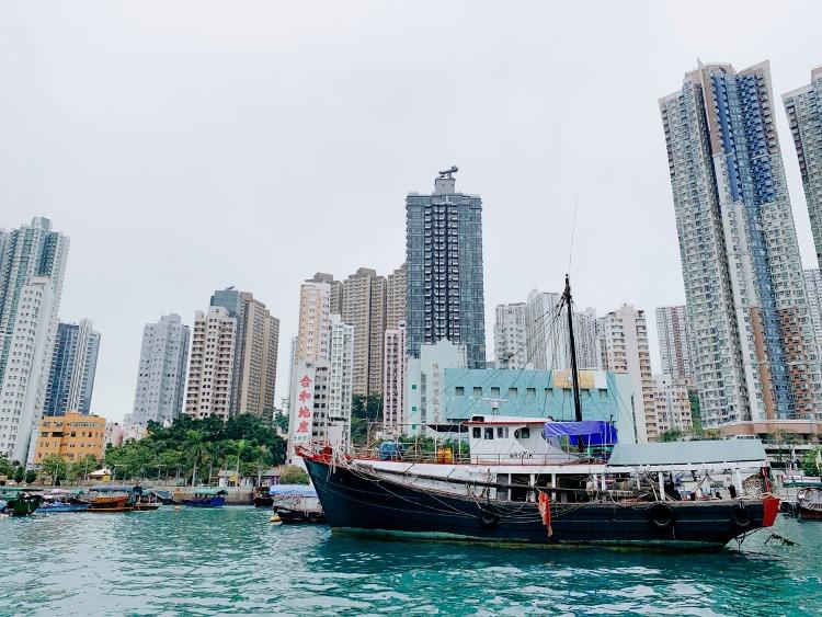 boats aberdeen hong kong