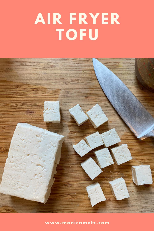 air fryer tofu recipe